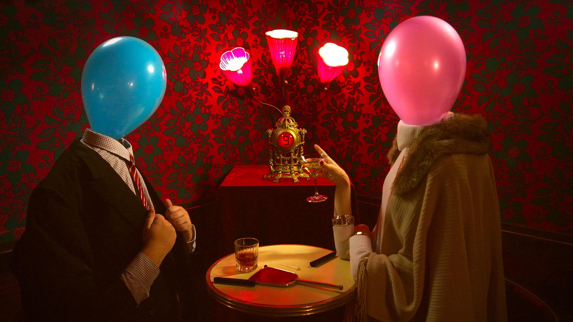 Balloon Dating Cyrille Drevon